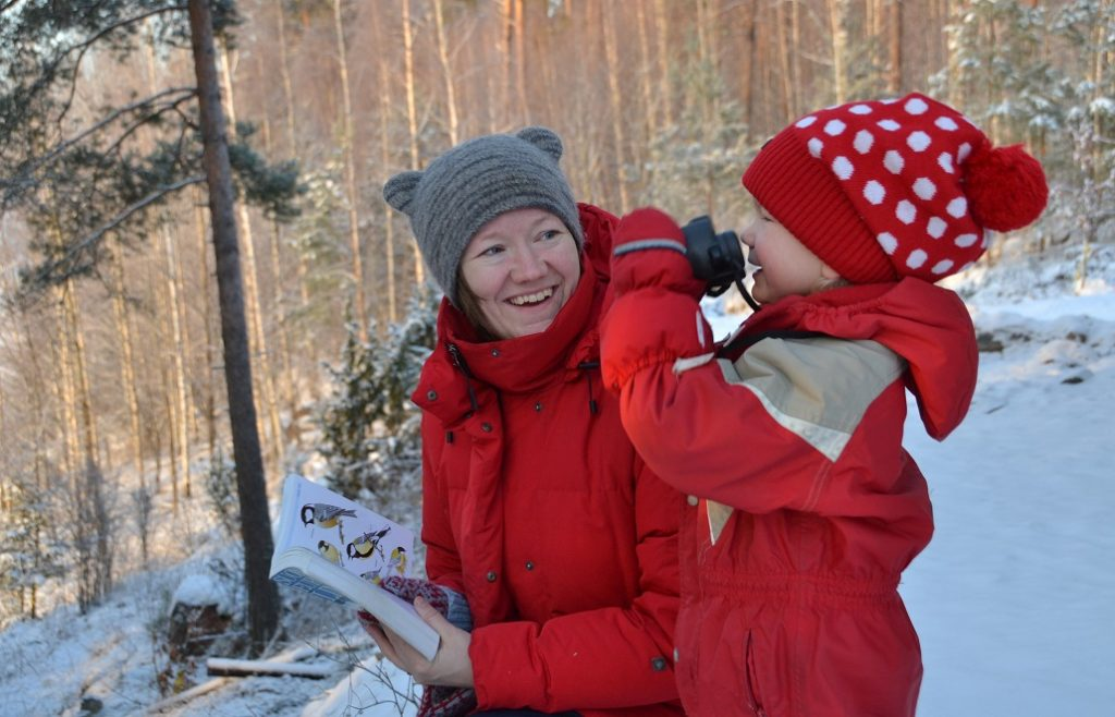 Pihabongaajat. Kuva: Tero Nordström