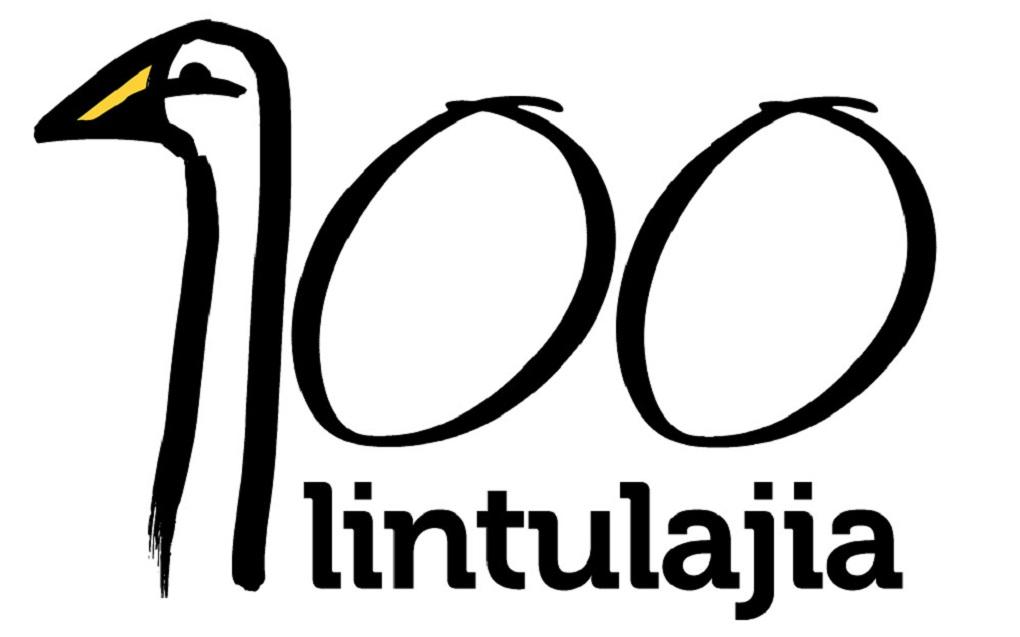Tunnista 100 lintulajia -logo