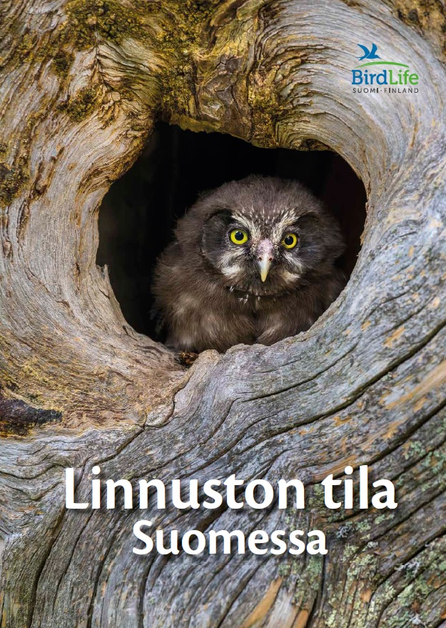 Linnuston tila Suomessa